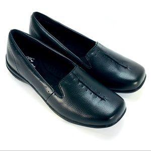Easy Street Purpose Black Women's Comfort Loafers